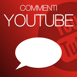 Commenti Youtube